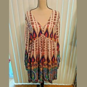 UMGEE Womans Plus Size Top Size 18/20 BABY DOLL